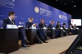 Александр Калинин выступил на панельной сессии по вовлечению в предпринимательство