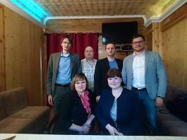 Комитет по развитию женского предпринимательства Нижегородского отделения презентовал программу «Мама-предприниматель» в г.Саров