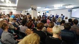 Члены Нижегородского отделения «ОПОРЫ РОССИИ» приняли участие во встрече с главой города Нижнего Новгорода