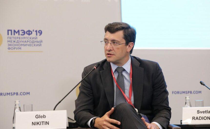 Главы регионов на ПМЭФ: Портал поставщиков откроет новые рынки для бизнеса Республики Крым и Нижегородской области