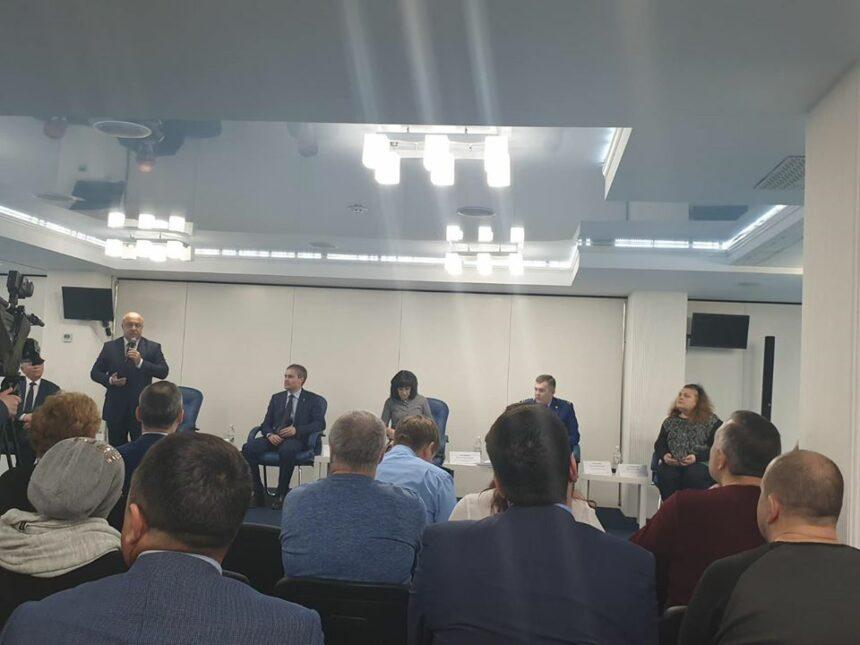 6 ноября прошла очередная встреча главы города Нижнего Новгорода с предпринимателями