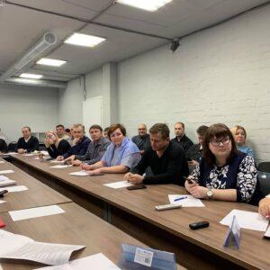 11.02.2020 состоялся семинар по новому налоговому режиму для самозанятых Нижегородской области.