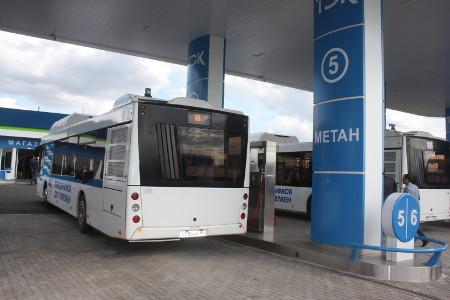 «ОПОРА РОССИИ» участвует в реализации программы перевода транспорта на газ